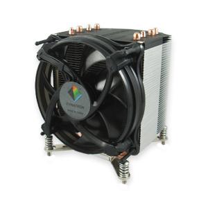 Ventilateur processeur Dynatron R17 Ventilateur 3U pour processeur Intel (socket Intel 2011)