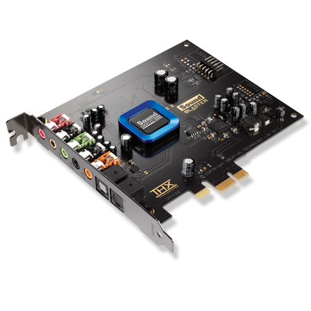CREATIVE SOUND BLASTER RECON3D PCIE AUDIO DESCARGAR CONTROLADOR