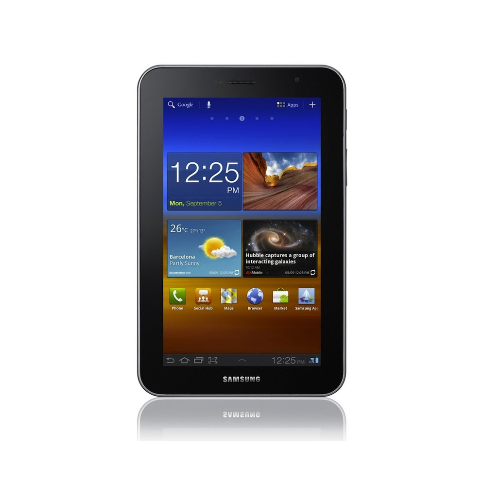 samsung galaxy tab 7 0 plus gt p6210 16 go tablette tactile samsung sur. Black Bedroom Furniture Sets. Home Design Ideas