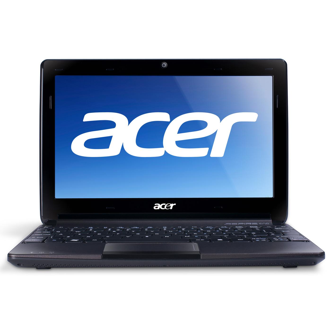 Acer Aspire One 722 C62KK Noir AMD C 60 4 Go 500 116 LED Wi Fi N Webcam Windows 7 Premium