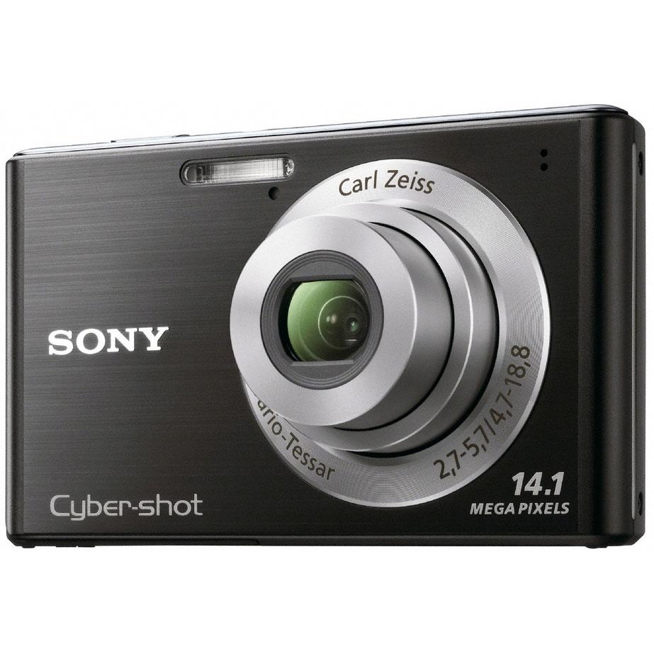 Appareil photo numérique Sony DSC-W550 Noir Appareil photo 14,1 MP - Zoom 4x