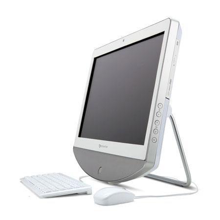 "PC de bureau Packard Bell oneTwo S A4001 FR AMD E-300 4 Go 1 To AMD Radeon HD 6310 LCD 20"" Graveur DVD Wi-Fi N Windows 7 Premium"