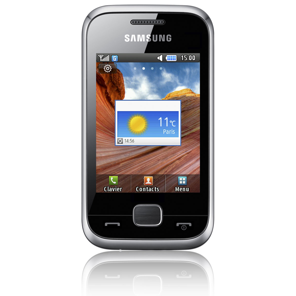 samsung player mini 2 gt c3310 argent mobile smartphone samsung sur. Black Bedroom Furniture Sets. Home Design Ideas