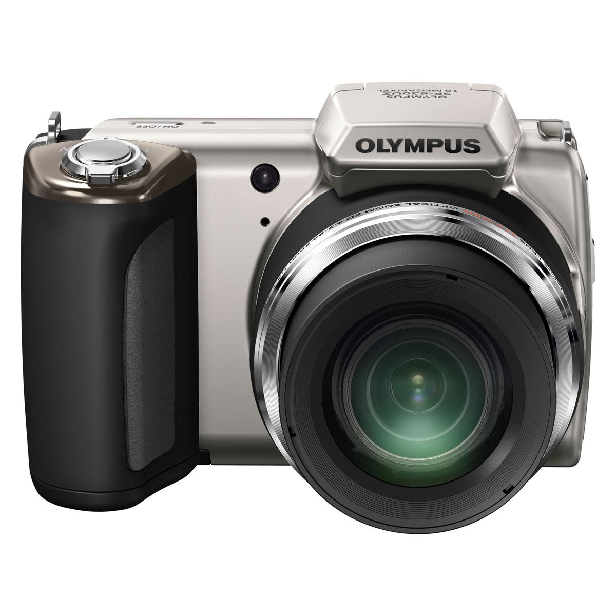 olympus sp 620uz argent appareil photo num rique olympus sur. Black Bedroom Furniture Sets. Home Design Ideas
