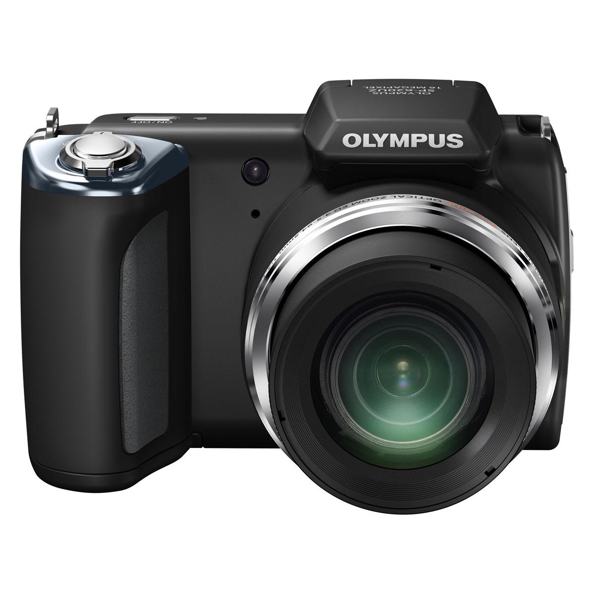 olympus sp 620uz noir appareil photo num rique olympus sur. Black Bedroom Furniture Sets. Home Design Ideas