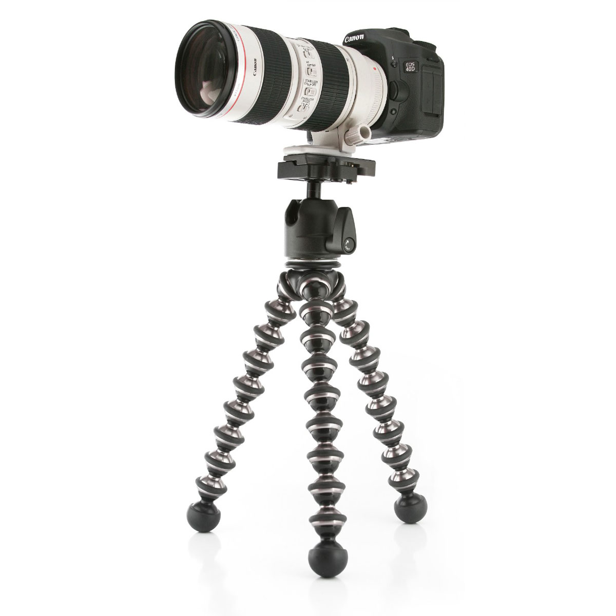 joby gorillapod focus tr pied appareil photo joby sur. Black Bedroom Furniture Sets. Home Design Ideas
