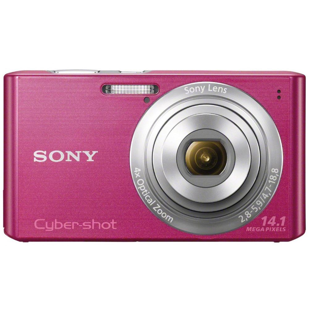 Appareil photo numérique Sony Cyber-shot DSC-W610 Rose Appareil photo 14 MP - Zoom 4x