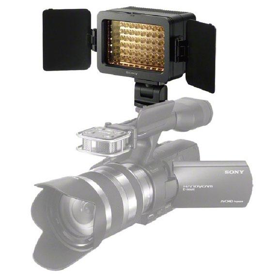 Accessoires caméscope Sony HVL-LE1 Torche pour caméscope