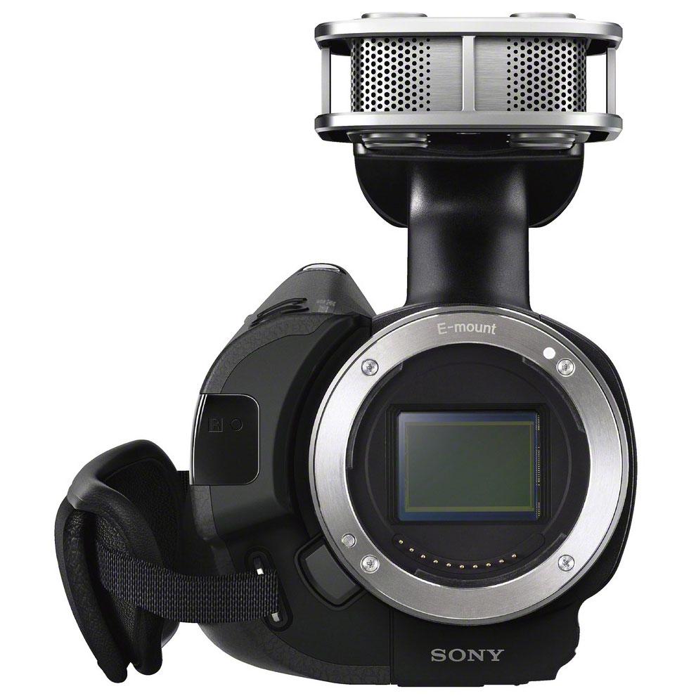 Caméscope numérique Sony NEX-VG20 (boîtier nu, sans objectif) Caméscope Full HD Carte mémoire à objectifs interchangeables
