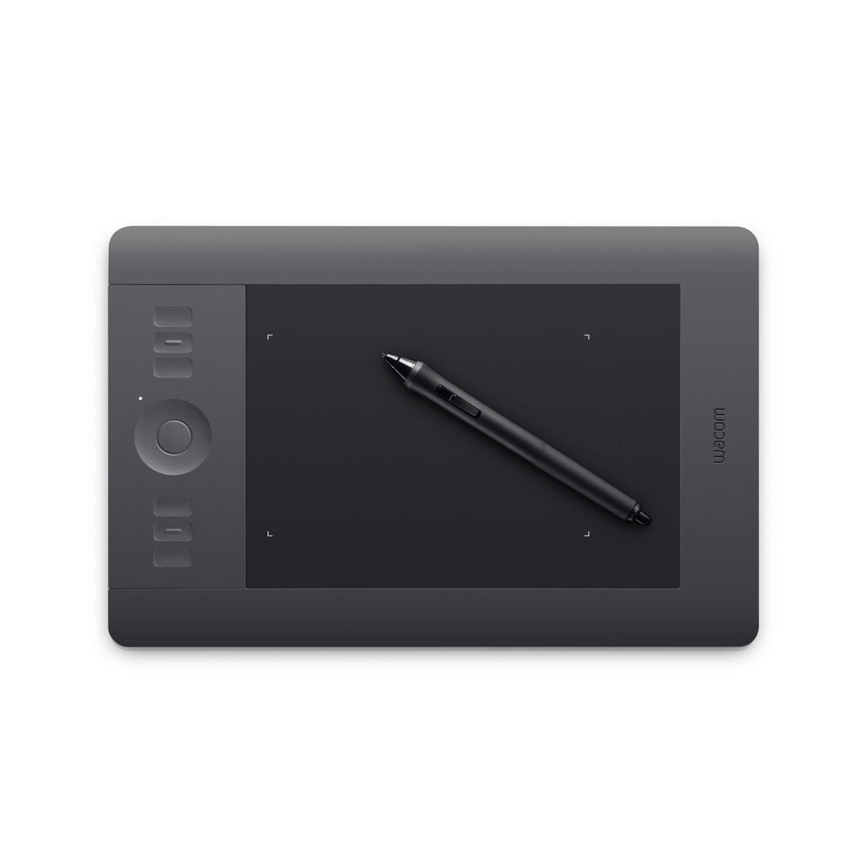 wacom intuos 5 touch s tablette graphique wacom sur. Black Bedroom Furniture Sets. Home Design Ideas