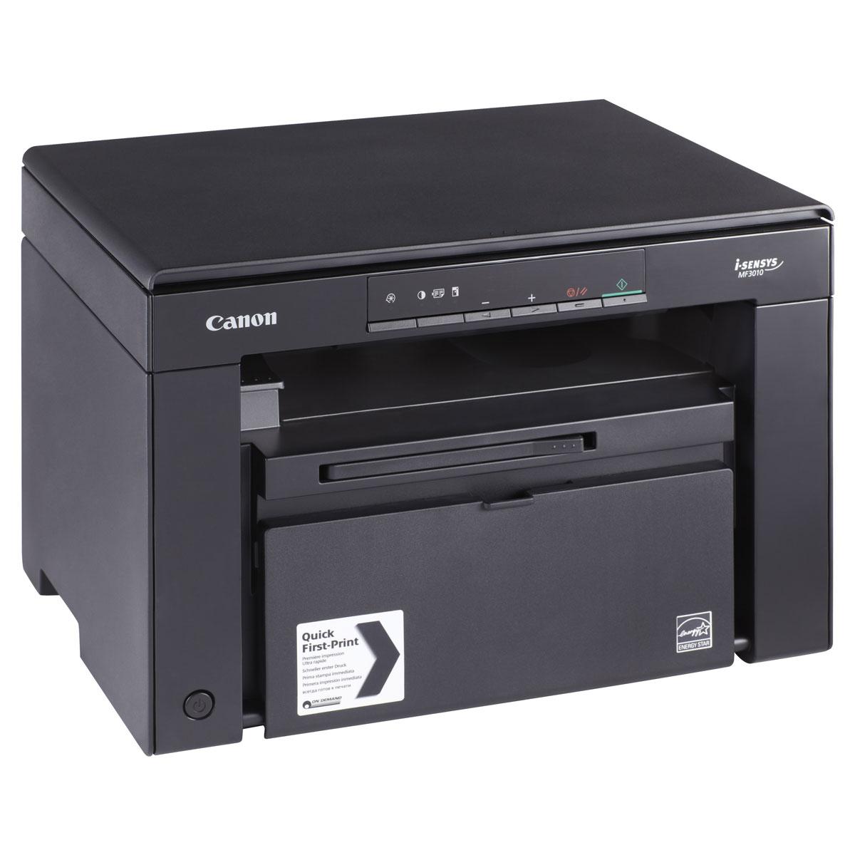canon i sensys mf 3010 imprimante multifonction canon. Black Bedroom Furniture Sets. Home Design Ideas