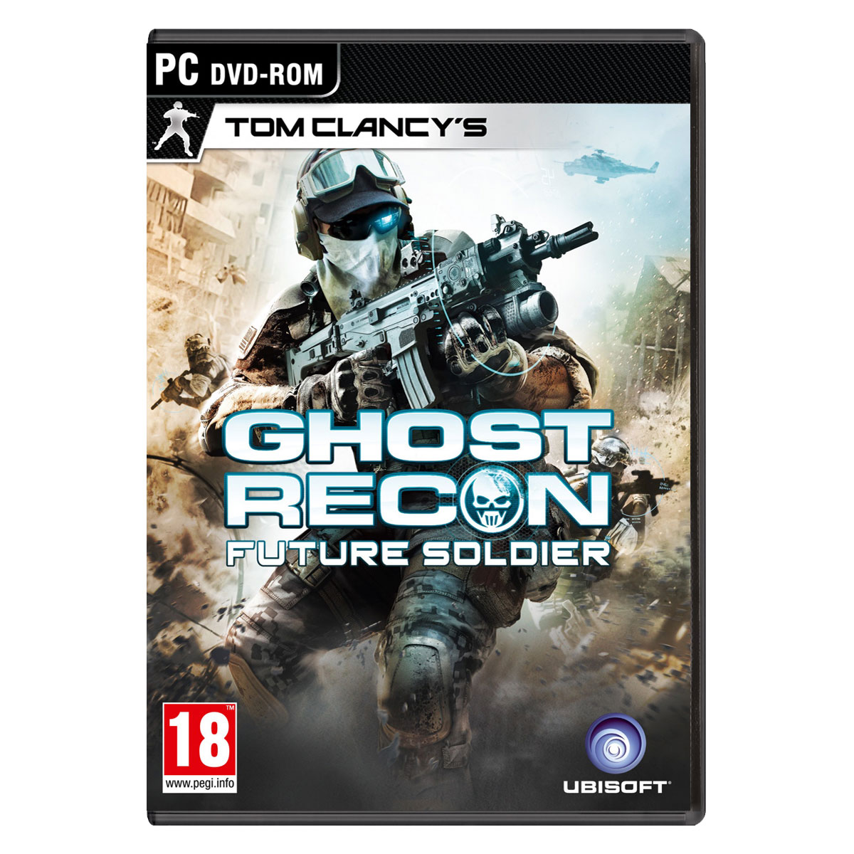 Jeux PC Ghost Recon : Future Soldier (PC) Ghost Recon : Future Soldier (PC)