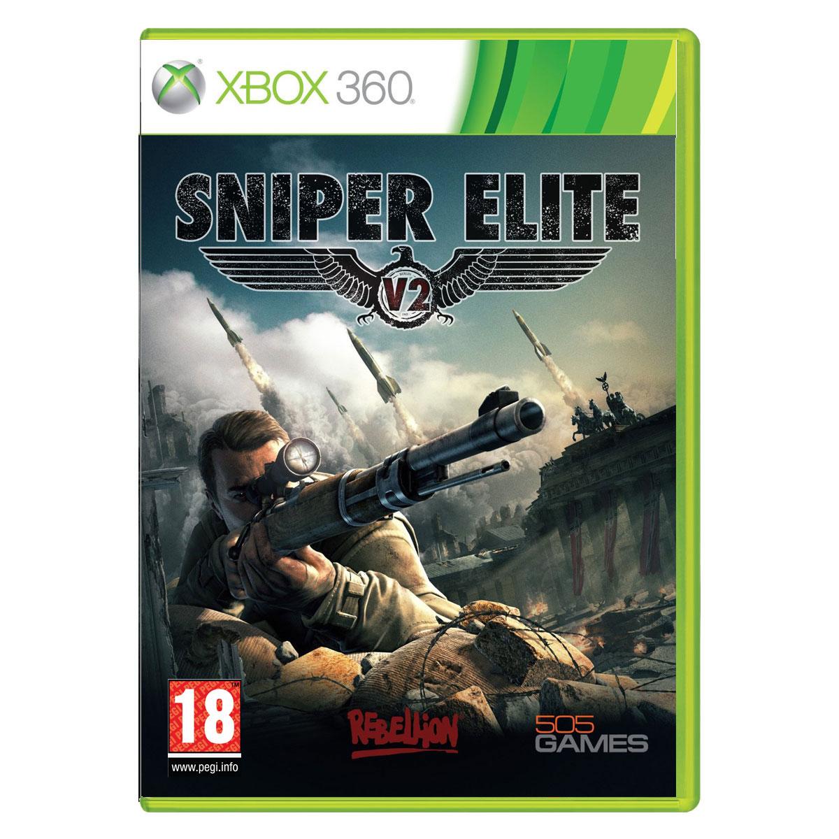 sniper elite v2 xbox 360 505 games sur. Black Bedroom Furniture Sets. Home Design Ideas