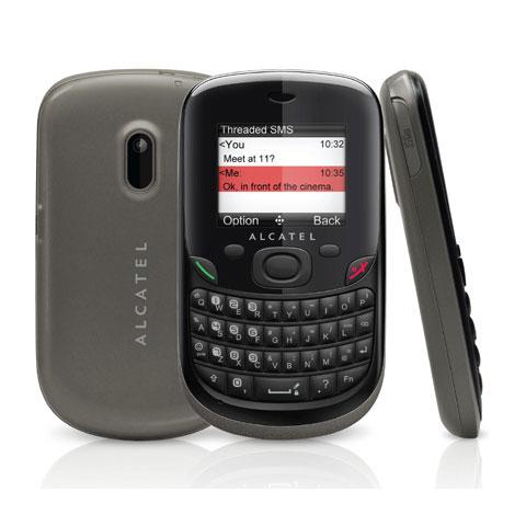 alcatel ot 355 gris mobile smartphone alcatel sur. Black Bedroom Furniture Sets. Home Design Ideas