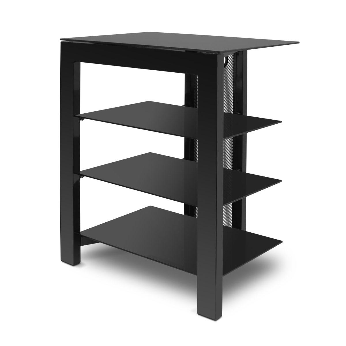 de conti arca xl noir meuble tv de conti sur. Black Bedroom Furniture Sets. Home Design Ideas