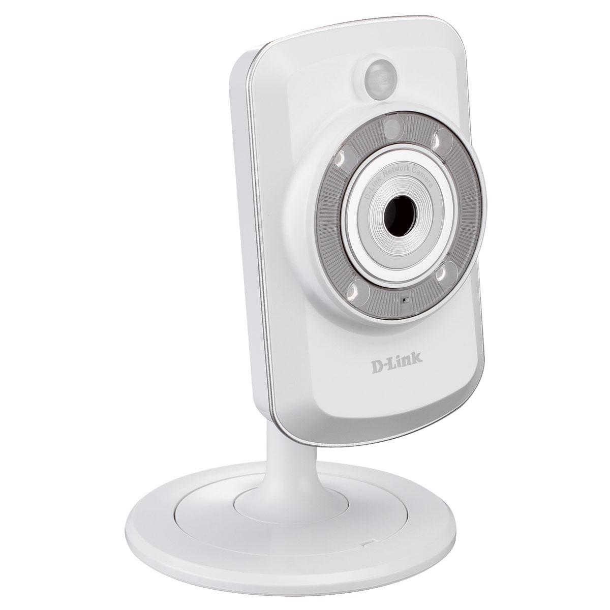 Caméra IP D-Link DCS-942L Caméra réseau jour/nuit cloud(Ethernet / Wi-Fi N)