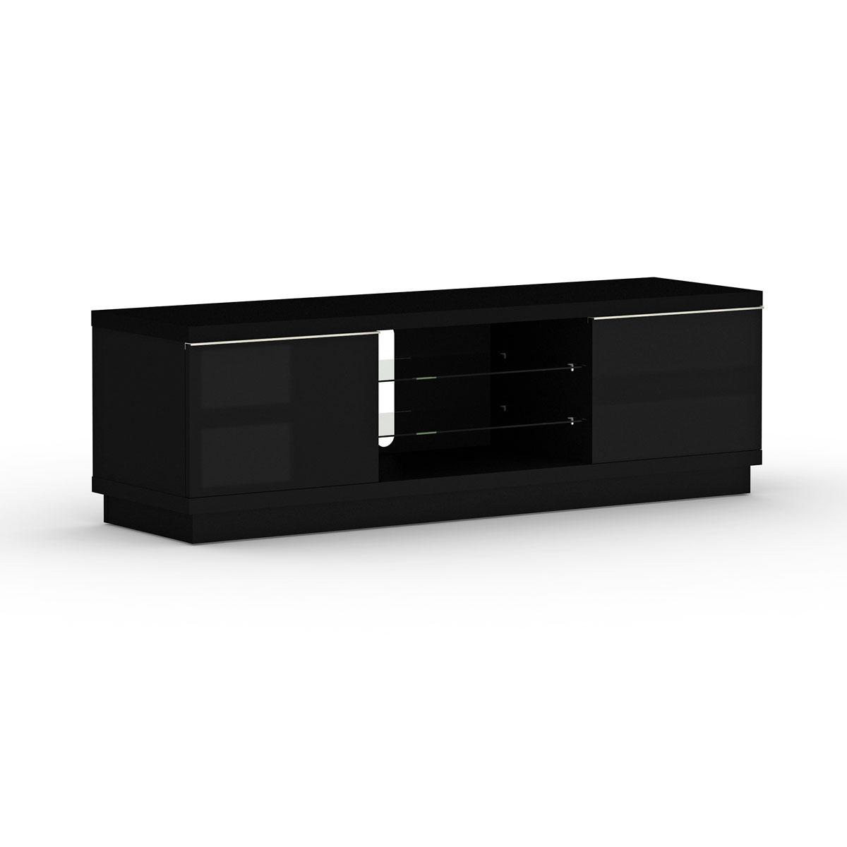 Elmob harmony ha 160 01 noir meuble tv elmob sur - Formulaire poi loueur meuble non professionnel ...