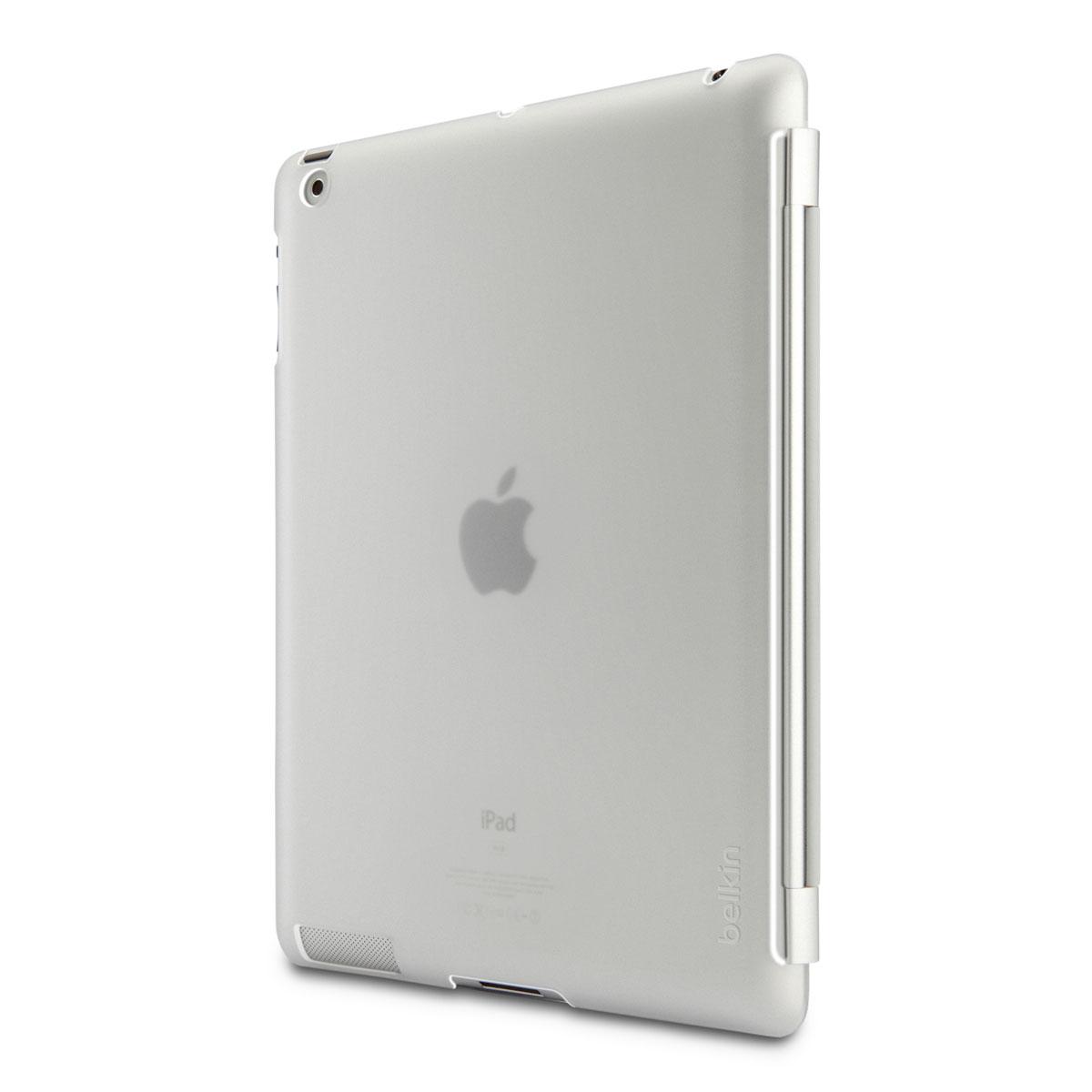 Accessoires Tablette Belkin Snap Shield pour le Nouvel iPad (Transparent) Protection pour Nouvel iPad