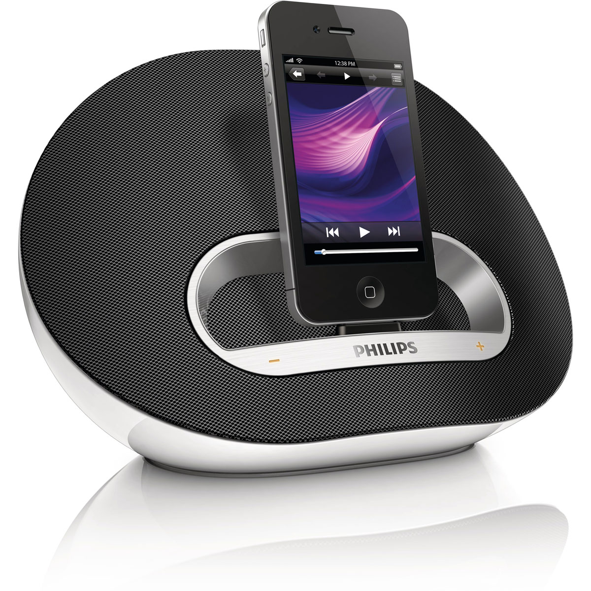 philips ds3100 dock enceinte bluetooth philips sur. Black Bedroom Furniture Sets. Home Design Ideas