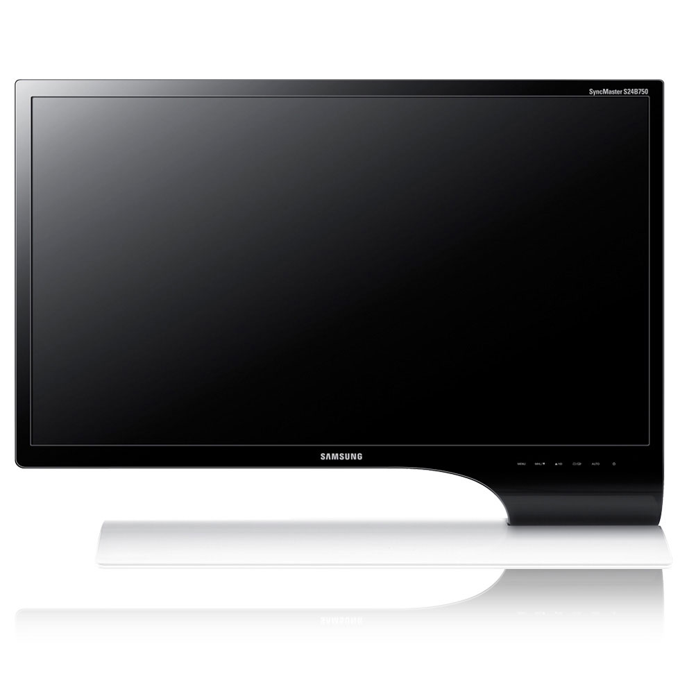 Samsung 24 led syncmaster s24b750v ecran pc samsung sur for Samsung photo ecran