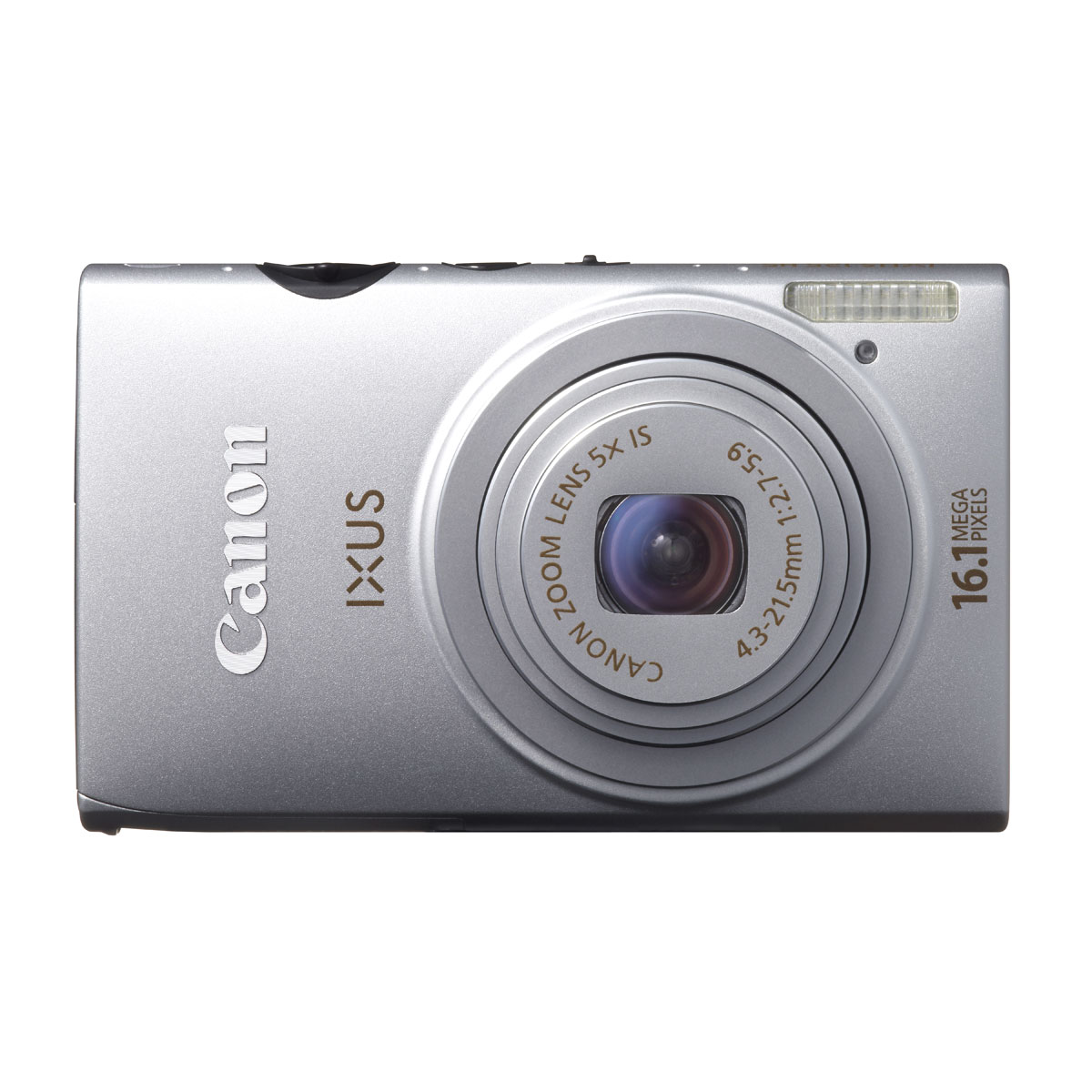 canon ixus 125 hs argent appareil photo num rique canon sur. Black Bedroom Furniture Sets. Home Design Ideas