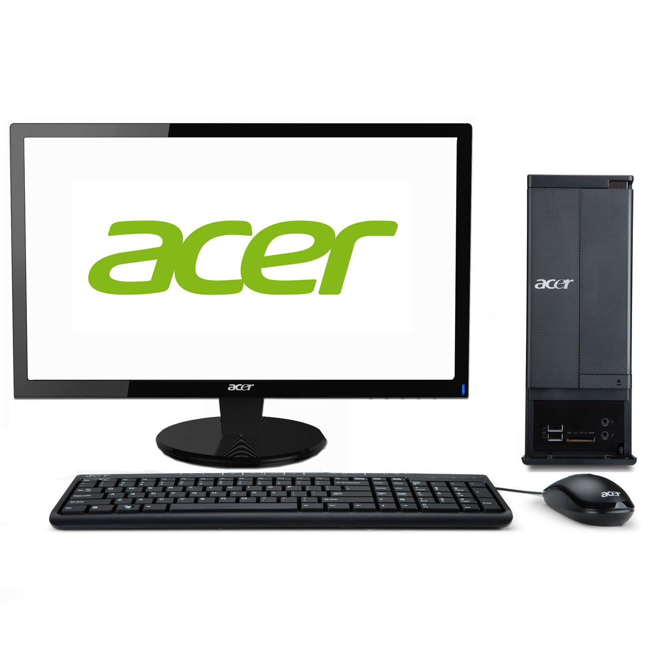 Acer Aspire X1430 006 Ob 21 5 Quot Pc De Bureau Acer Sur