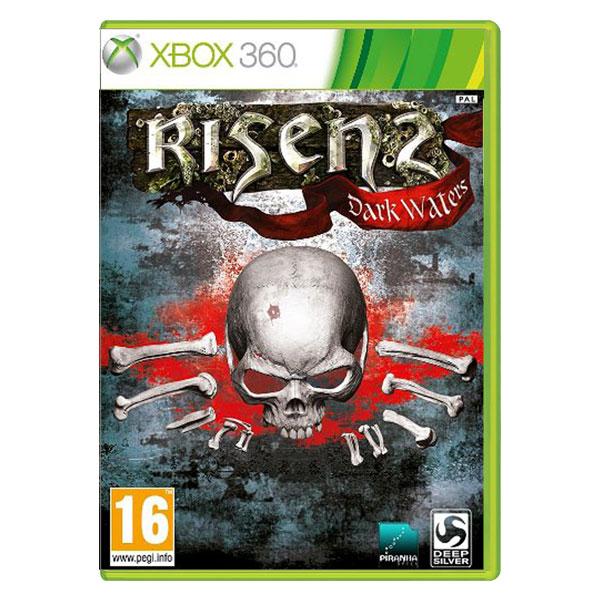 Jeux Xbox 360 Risen 2 : Dark Waters (Xbox 360) Risen 2 : Dark Waters (Xbox 360)