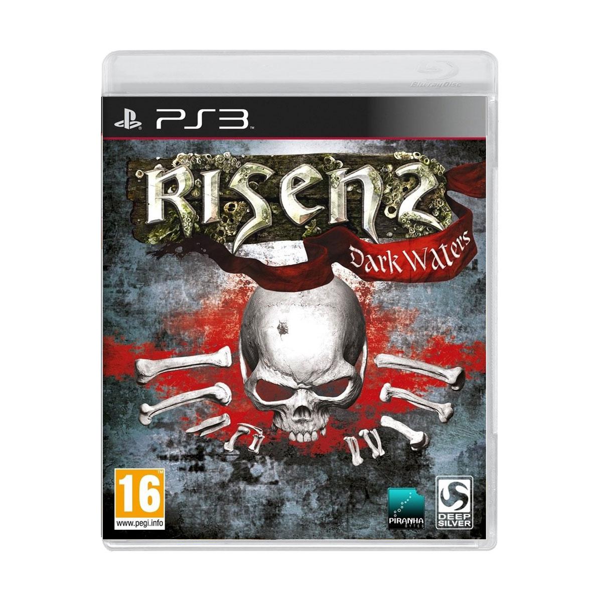LDLC.com Risen 2 : Dark Waters (PS3) Risen 2 : Dark Waters (PS3)