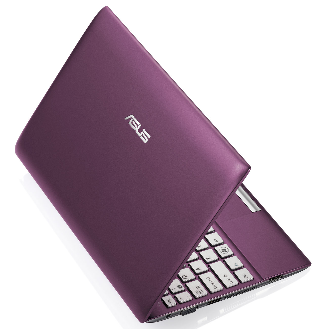 asus eee pc 1025ce pur015s violet asus sur. Black Bedroom Furniture Sets. Home Design Ideas