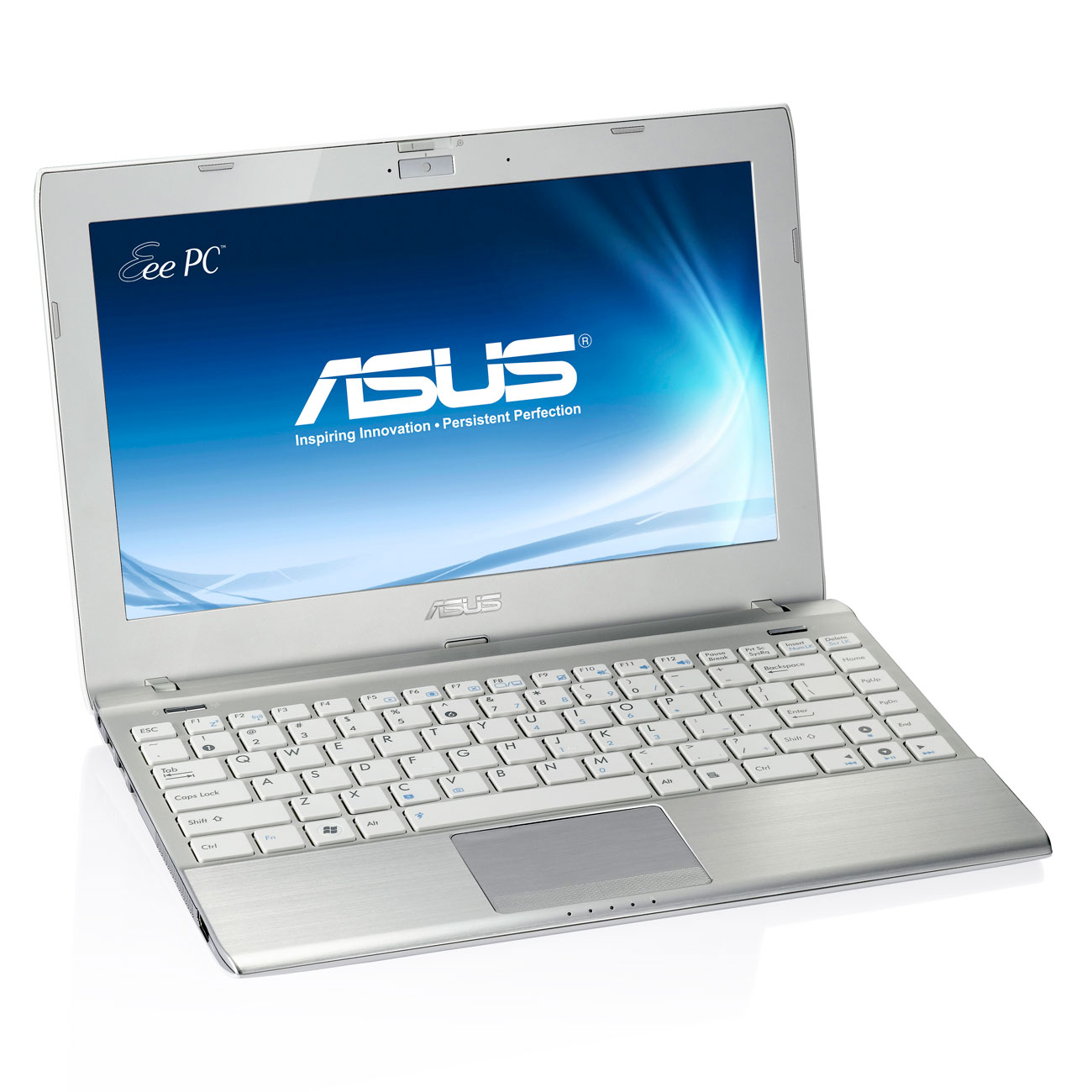 asus eee pc 1225b whi034m blanc asus sur. Black Bedroom Furniture Sets. Home Design Ideas