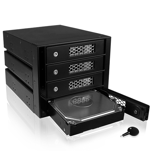 icy box ib 544ssk rack hdd interne icy box sur. Black Bedroom Furniture Sets. Home Design Ideas