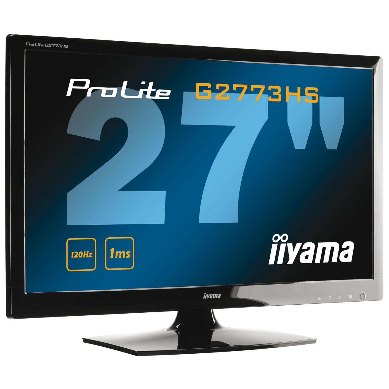 iiyama 27 led prolite g2773hs ecran pc iiyama sur. Black Bedroom Furniture Sets. Home Design Ideas