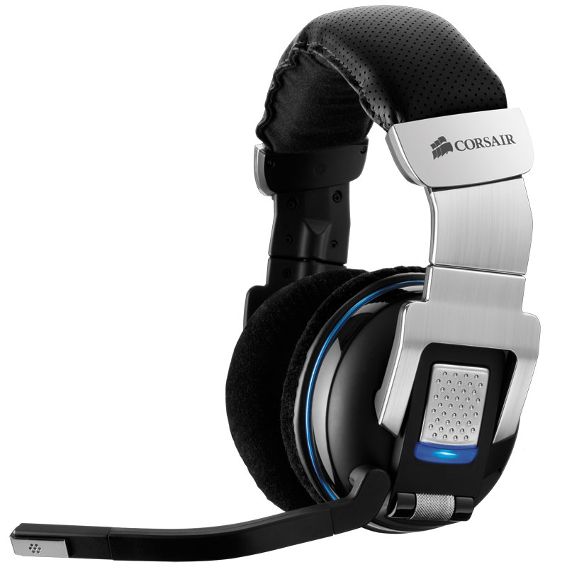 corsair vengeance 2000 wireless 7 1 micro casque corsair sur. Black Bedroom Furniture Sets. Home Design Ideas