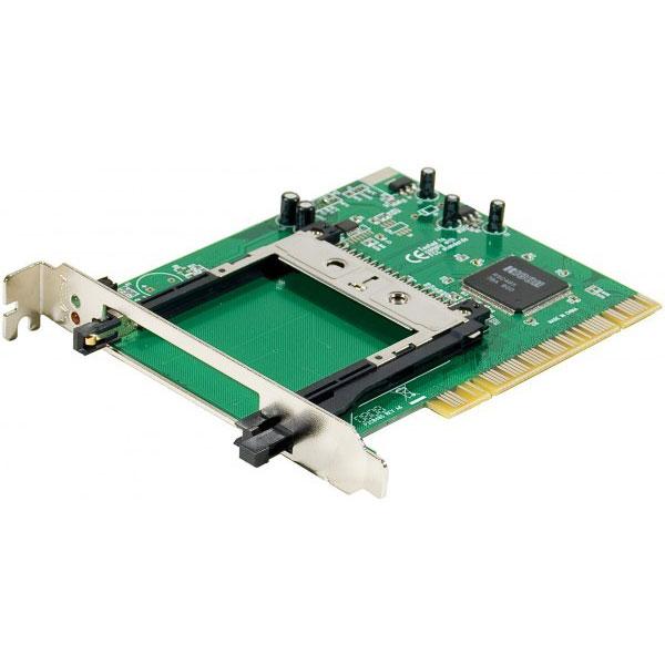 Carte contrôleur Carte contrôleur PCMCIA sur port PCI Carte contrôleur PCMCIA sur port PCI