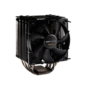 Ventilateur processeur be quiet! Dark Rock Advanced Ventilateur de processeur (pour Socket AMD AM2/AM2+/AM3/AM3+/FM1/754/939/940 et INTEL LGA 775/1150/1151/1155/1156/1366) (Garantie 3 ans par be quiet !)