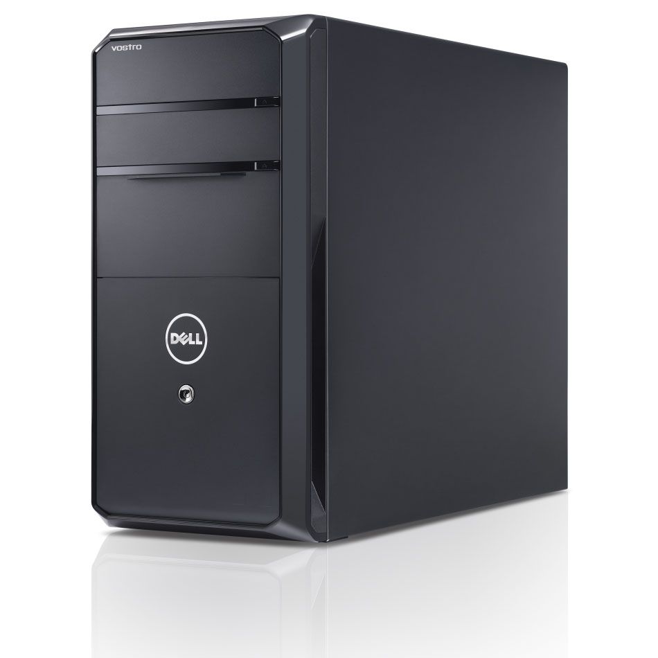dell vostro 470 mini tour i7 2600 8g 1t pc de bureau. Black Bedroom Furniture Sets. Home Design Ideas