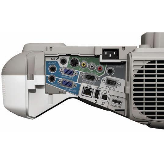 Epson eb 475wi vid oprojecteur epson sur - Support plafond videoprojecteur epson ...