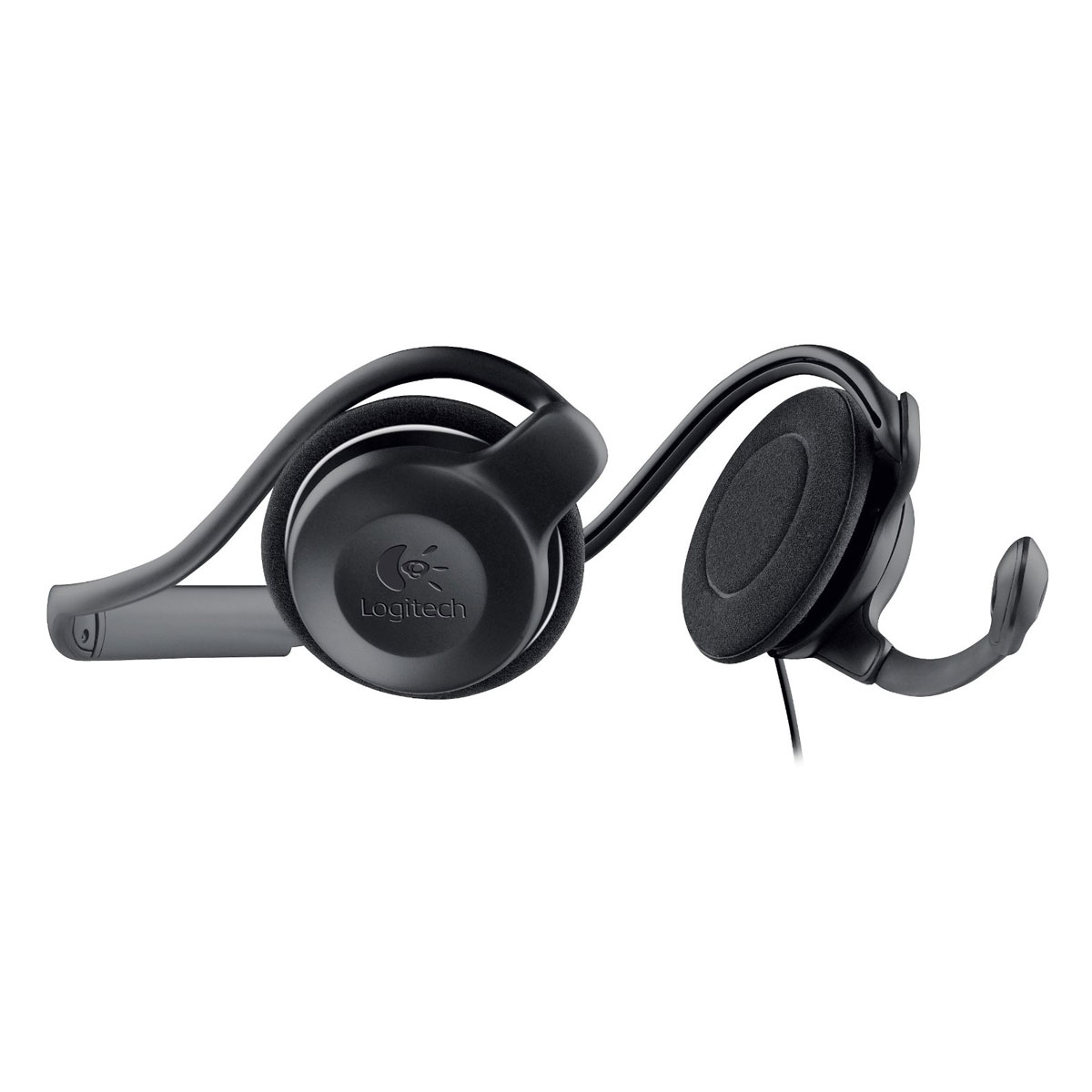 logitech usb headset h360 micro casque logitech sur. Black Bedroom Furniture Sets. Home Design Ideas
