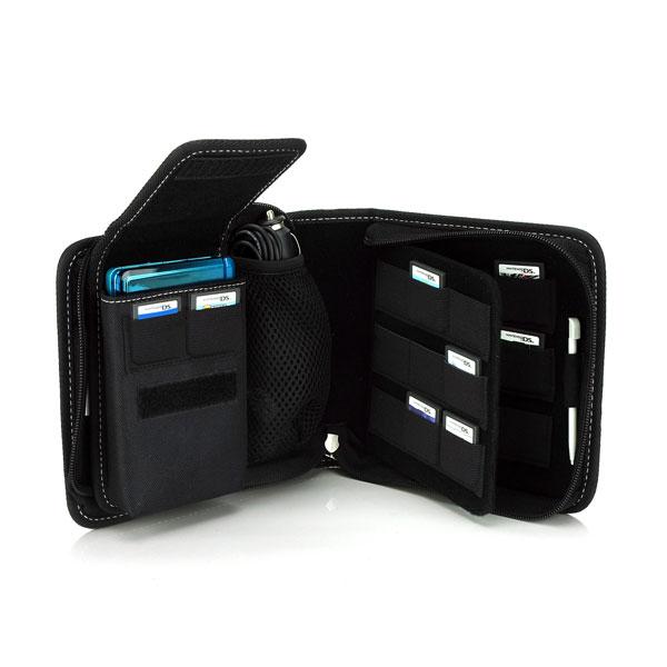 pdp 3ds pull go folio nintendo 3ds accessoires ds et. Black Bedroom Furniture Sets. Home Design Ideas