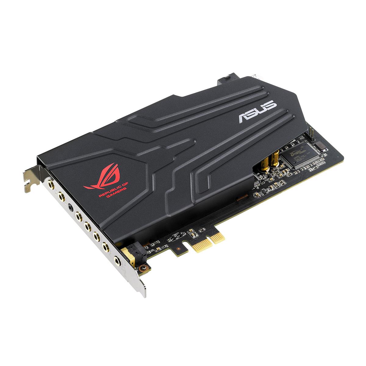 Carte son interne ASUS ROG Xonar Phoebus Solo Carte son PCI-Express 1x 7.1
