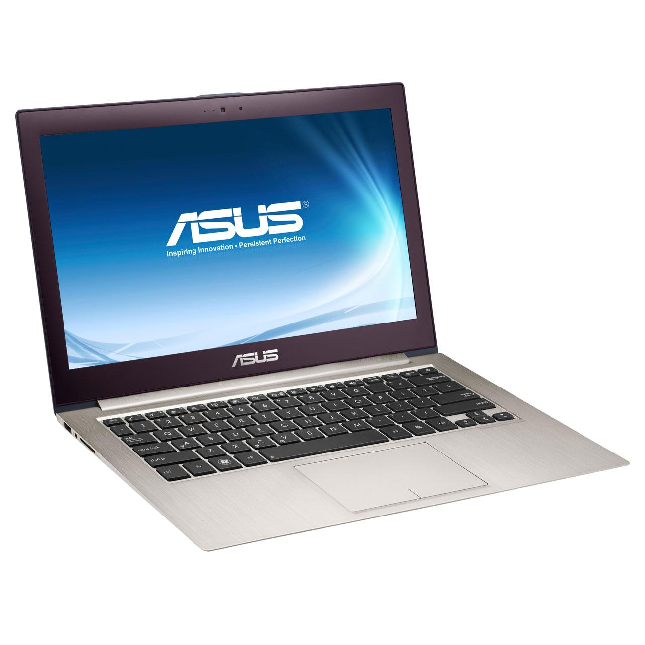 """PC portable ASUS ZenBook Prime UX31A-R4003X Intel Core i7-3517U 4 Go SSD 256 Go 13.3"""" LED Wi-Fi N/Bluetooth Webcam Windows 7 Professionnel 64 bits (garantie constructeur 2 ans)"""