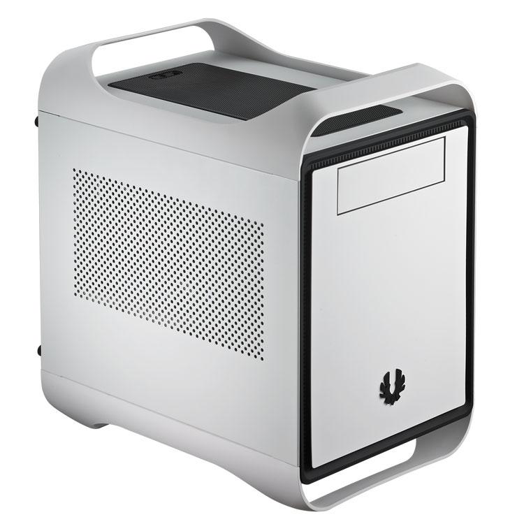 Boîtier PC BitFenix Prodigy (blanc) Boitier Mini ITX