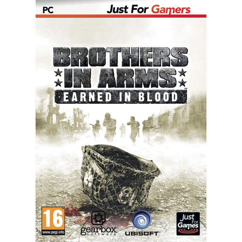 Jeux PC Brothers in Arms : Earned in Blood (PC) Brothers in Arms : Earned in Blood (PC)