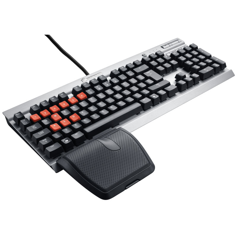 Clavier PC Corsair Vengeance K60 Performance AZERTY Clavier mécanique pour gamer