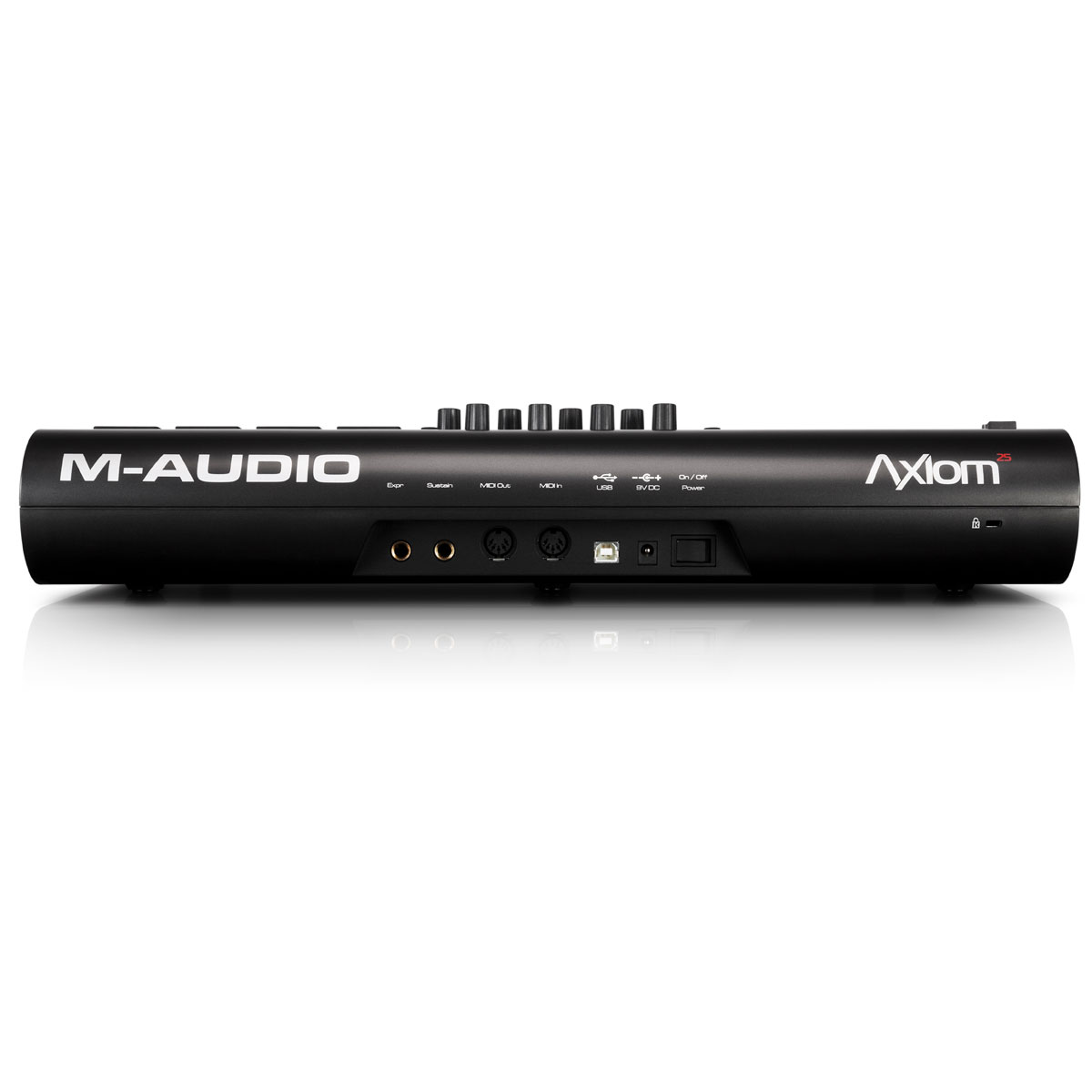 M-Audio Axiom AIR - Attack Magazine