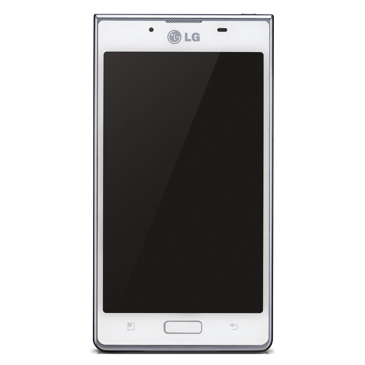 lg optimus l7 blanc mobile smartphone lg sur. Black Bedroom Furniture Sets. Home Design Ideas