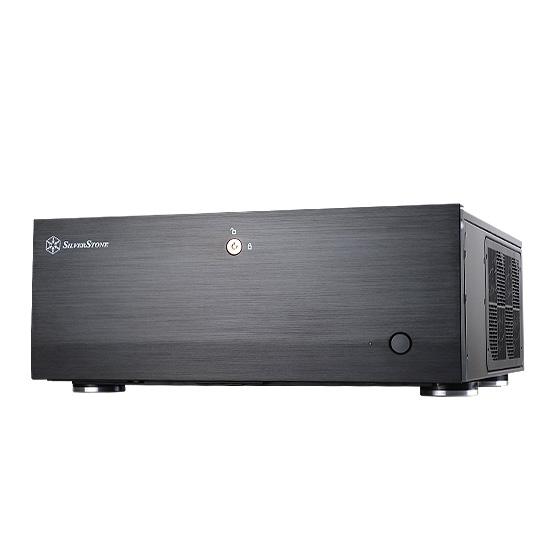 Boîtier PC SilverStone Grandia GD07 (noir) Boîtier Desktop HTPC