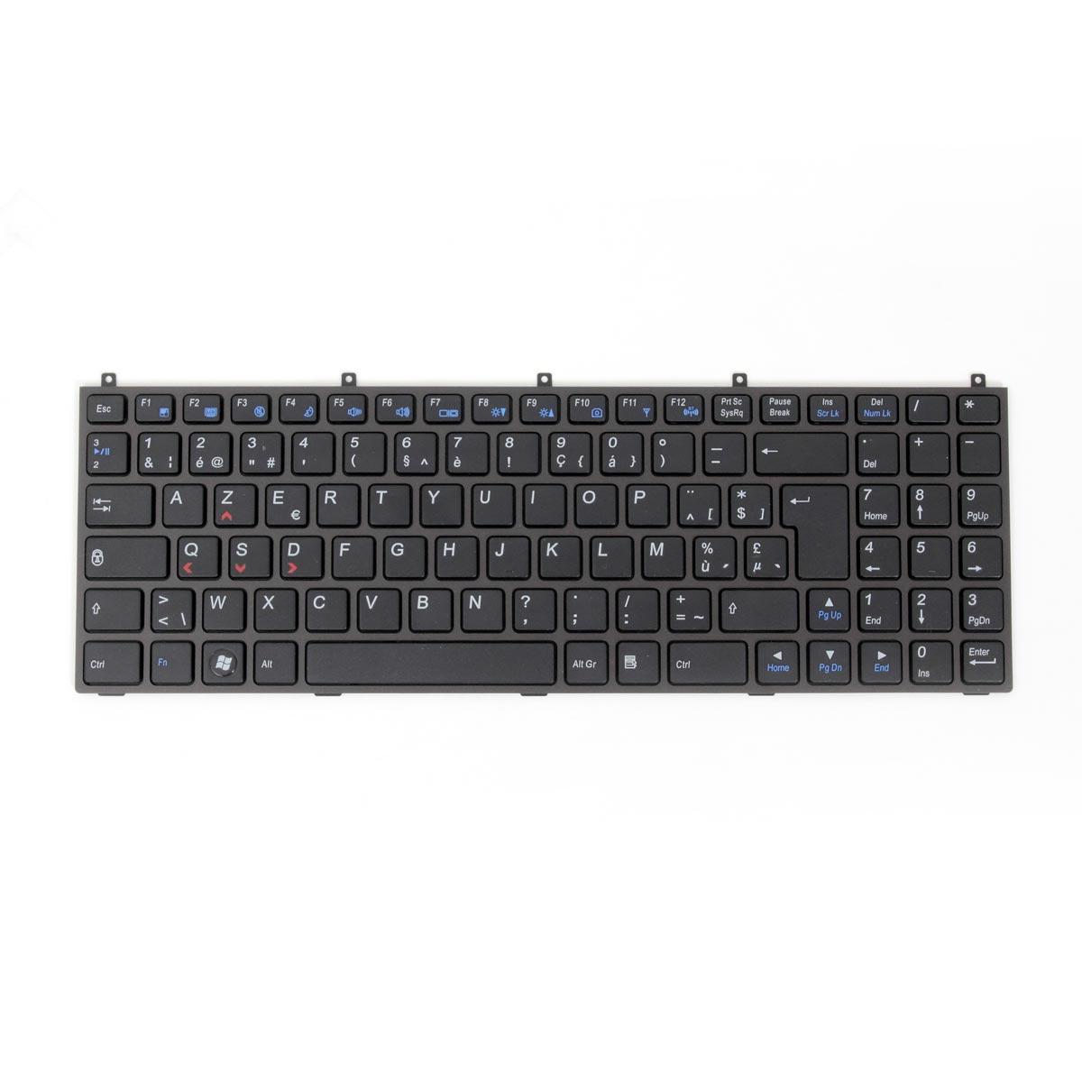 clavier pour pc portable ldlc bellone gb2 belge accessoires pc portable ldlc sur. Black Bedroom Furniture Sets. Home Design Ideas