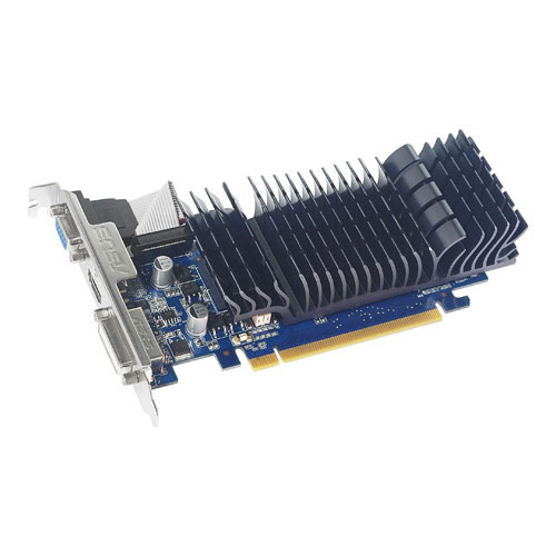 Carte graphique ASUS 210-SL-1GD3-BRK 1024 Mo HDMI/DVI - PCI Express (NVIDIA GeForce avec CUDA 210)