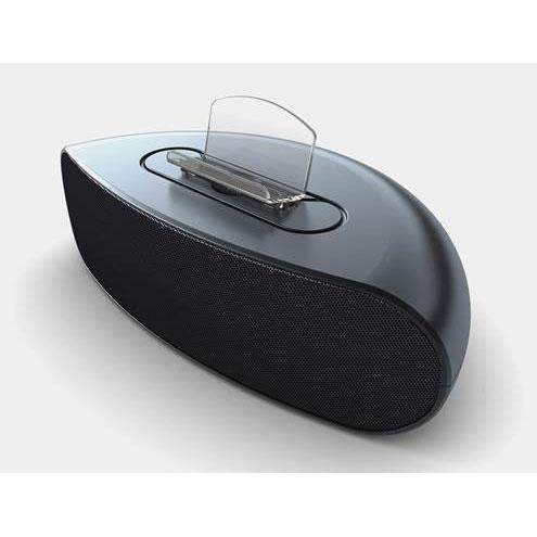 muvit enceinte pour lecteur mp3 et smartphone. Black Bedroom Furniture Sets. Home Design Ideas